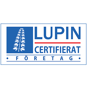 Lupin Certifierad